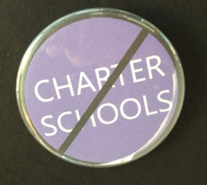 Anti Charter Button