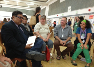 Sugata Mitra of India, Yacaav Hecht of Israel, and other educators