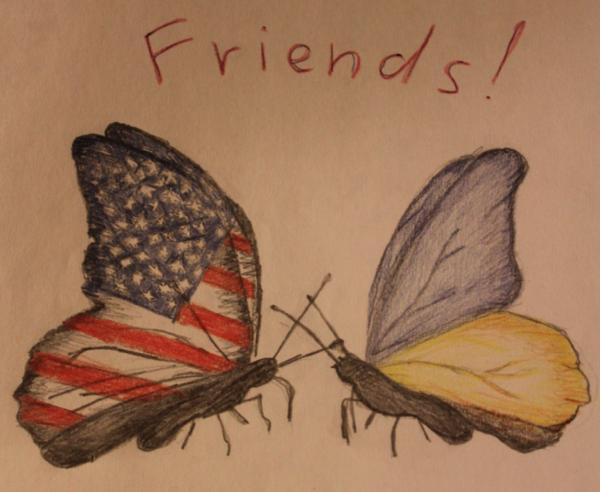 ButterflyFriendship