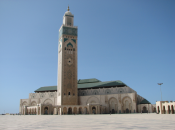 The third biggest mosque in the world, Casablanca, Morocco, 2007