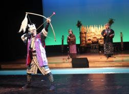 Ainu traditional performance