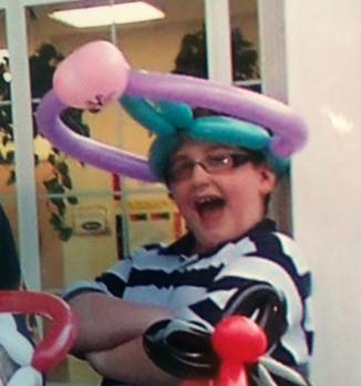 5th Grade Fun (back in 2005)