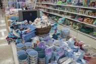 The Frozen aisle of the stationary store