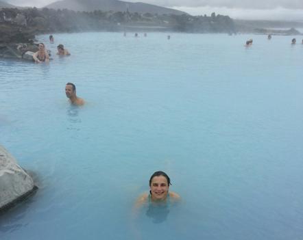 Me in Hot Springs