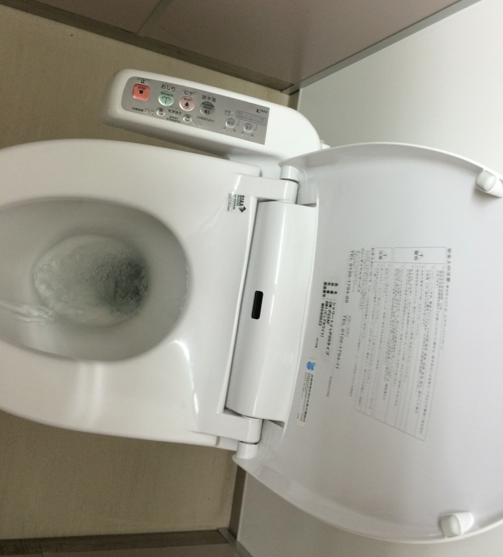 2  You can choose whether you want to flush a lot or a little  This saves a  lot of energy  right  Why do a big flush for just a little liquid. Smart  Japanese Bathrooms   Innovation on Earth