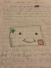 A page from Tofu San's Diary: Australia
