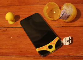 Bikini Cell Phone Accessory