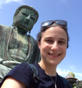 Up close and personal with the Giant Buddha
