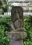Hasedera Leaning Buddha