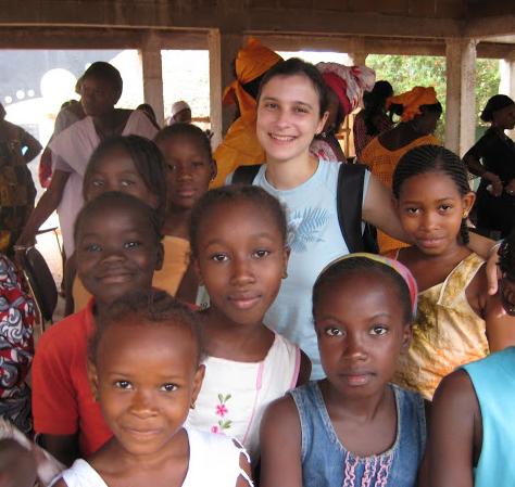 Kids in Mali