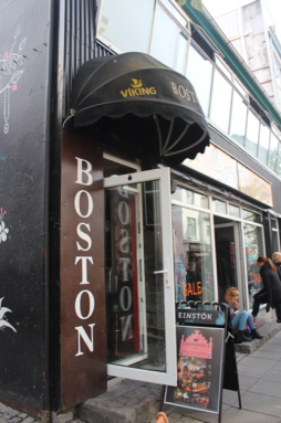 The Boston Restaurant!