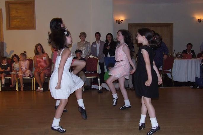 Step Dancing