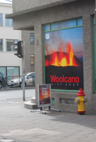 This is the perfect name for a wool sweater shop in Iceland