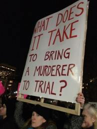 What does it take to bring a murderer to trial?