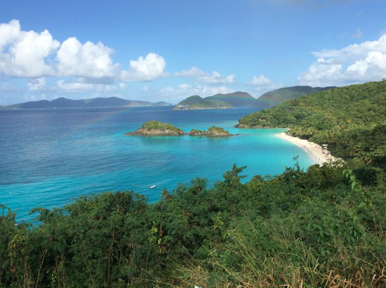 Paradise in St. John
