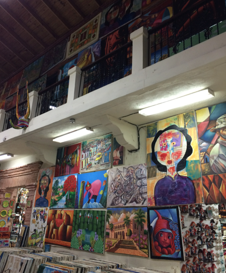 Art on the Conde