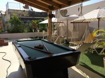 Casa Sanchez Deck
