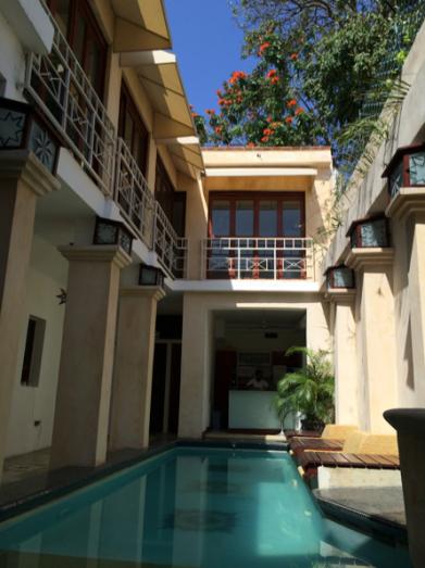 Casa Sanchez Pool