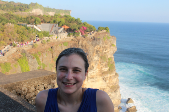 Me at Uluwatu