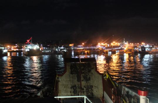 Harbor in Java