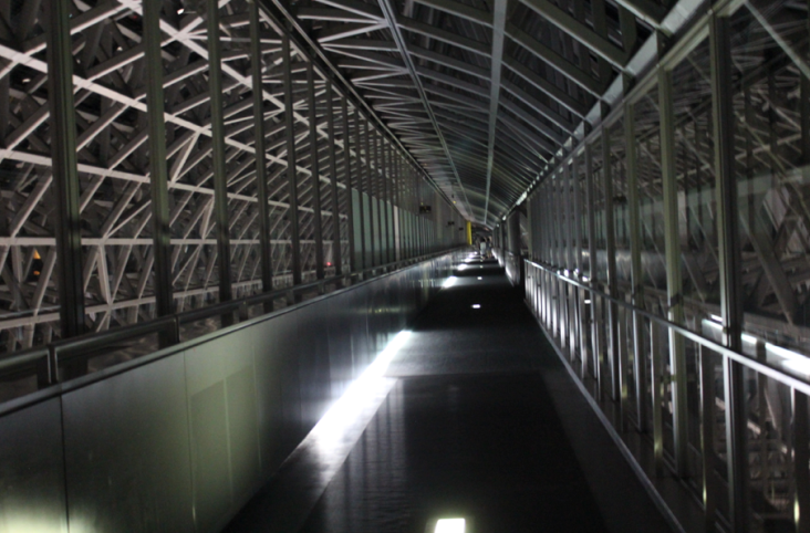 Sky Walk Hallway