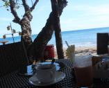 Watermelon Juice on Beach