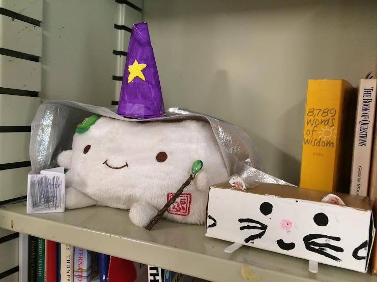 Halloween TofuSan