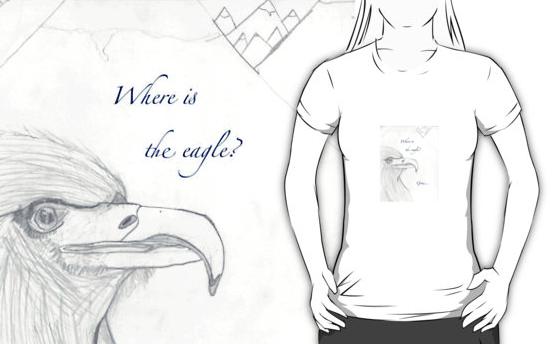 Steven's Design on a shirt