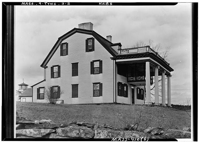 Tyng House