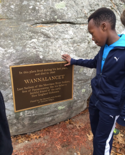 Wannalancet Rock