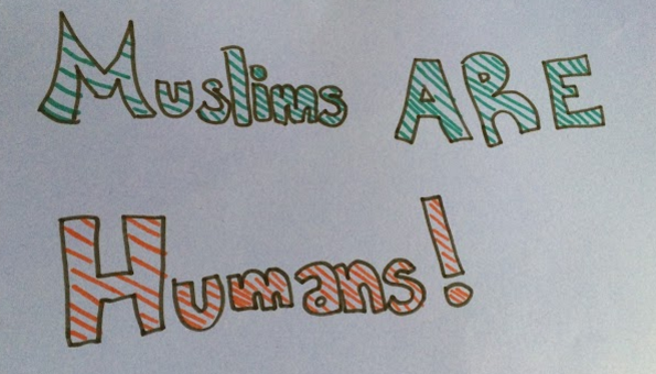 Muslims are Humans