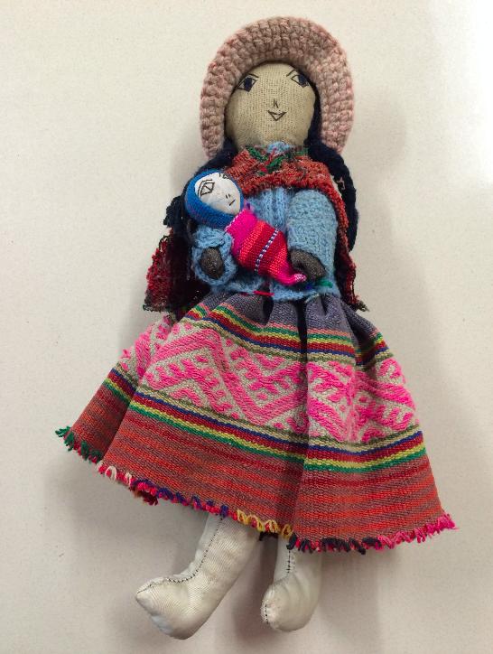Mystery Doll 4