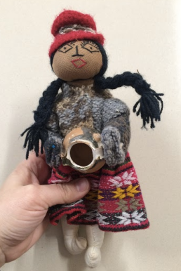 Mystery Doll 5