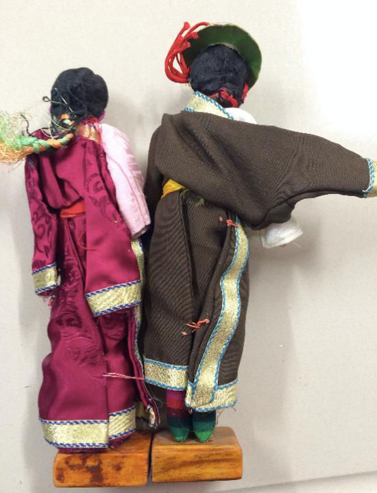 Mystery Dolls 1 Back