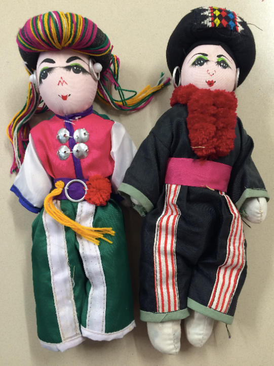 Mystery Dolls 2 Front