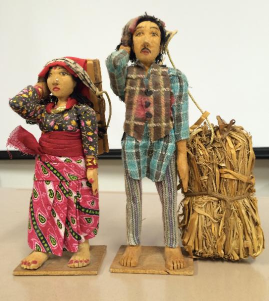 Nepali Dolls