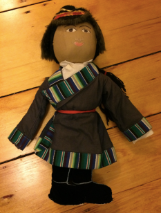 Tibetan Doll