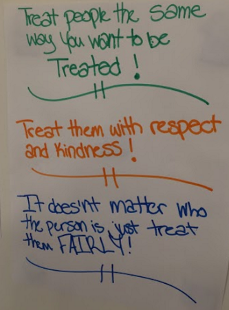 Treat People