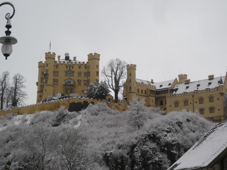 Neushwanstein Castle 4