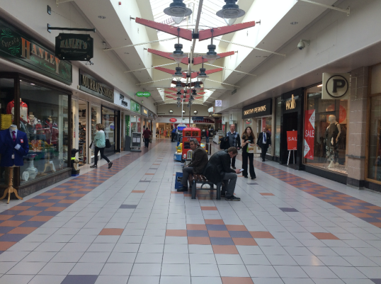 Shopping Centre of Galway