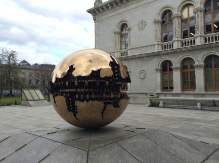 Trinity College Sphere