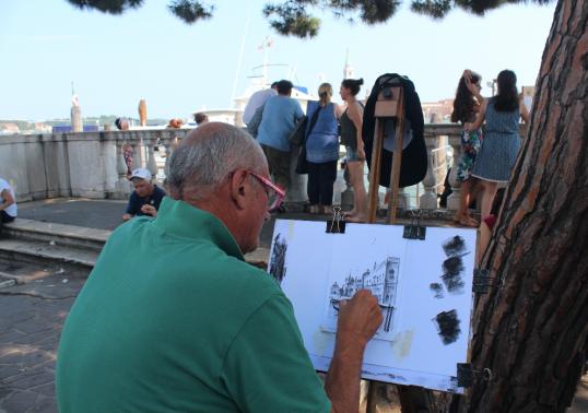 Artist San Marco