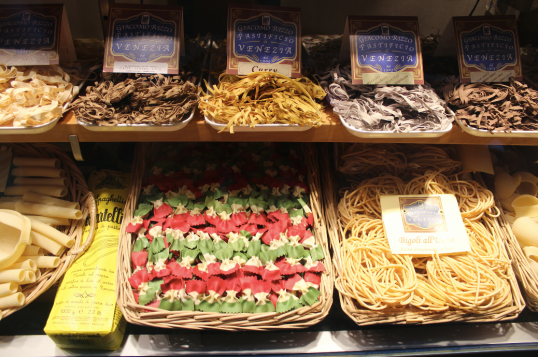Italian Colored Pasta