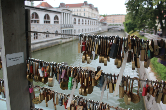 Locks on the Bridge