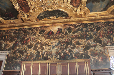 Art at Doge's Palace
