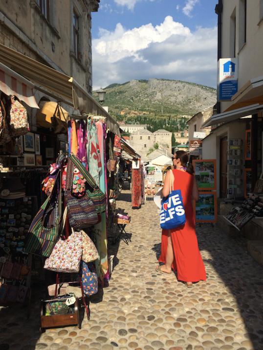 Shopping Mostar