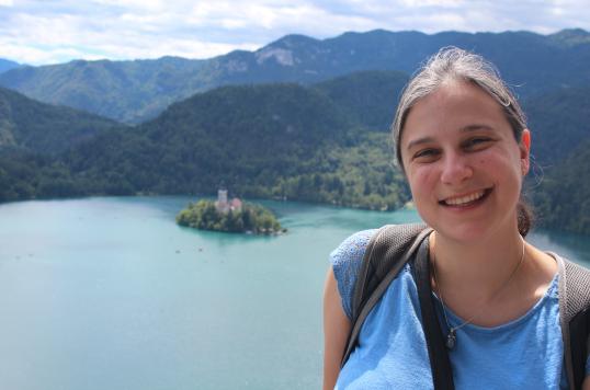 SK at Bled Castle.png
