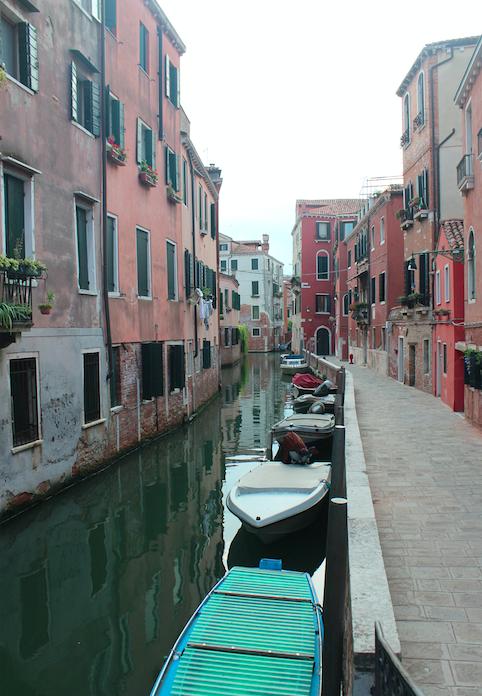 Skinnier Canal