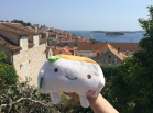 Tofu San on Hvar