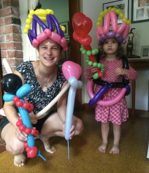 Darwin Balloons